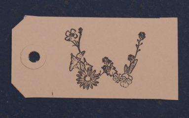 logostempel bloem