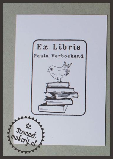 Ex Libris stempel laten maken