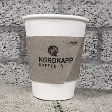 stempel voor koffiebeker