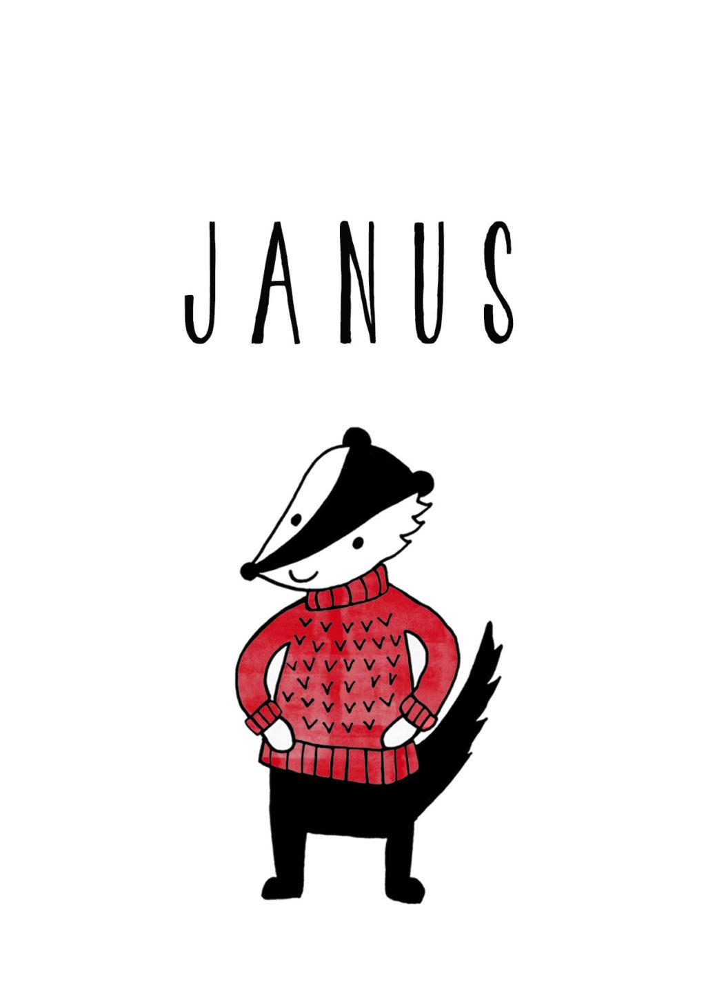 geboortekaartjestempel_janus